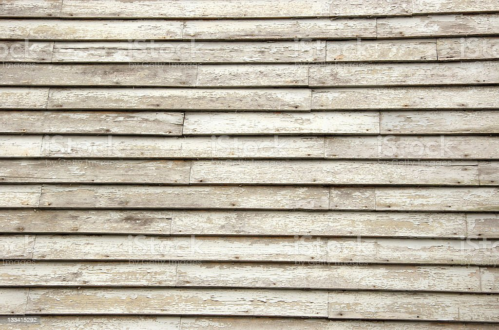 Shut Siding royalty-free stock photo
