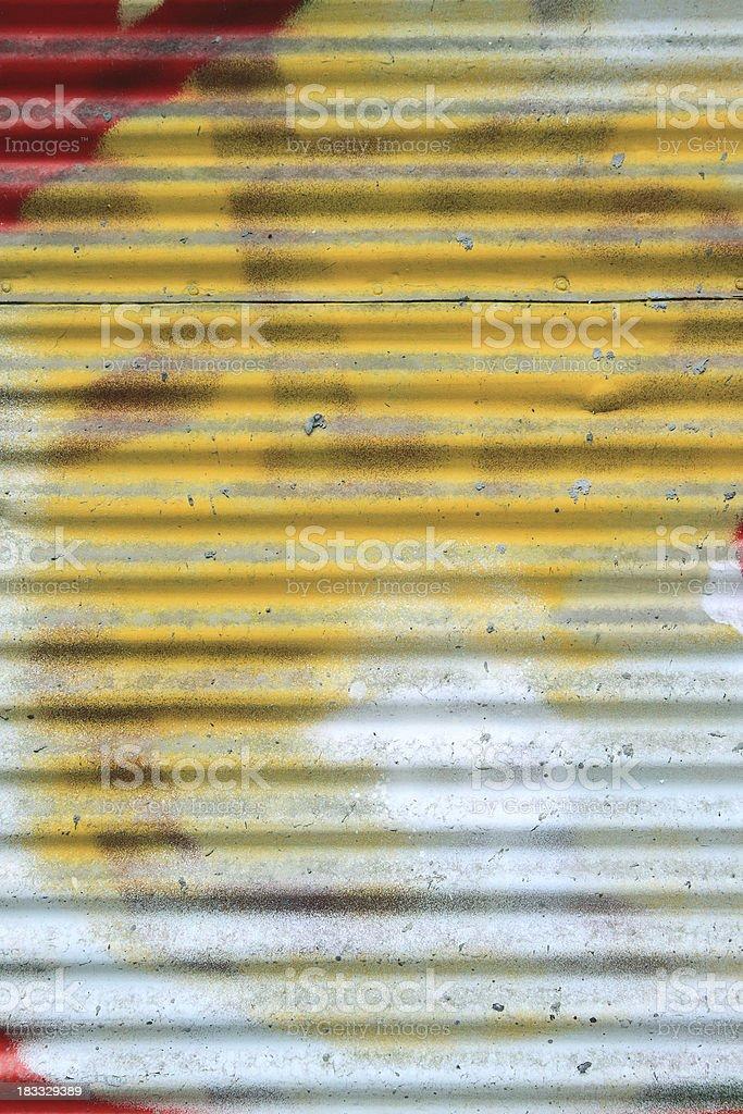 Shutter Door royalty-free stock photo