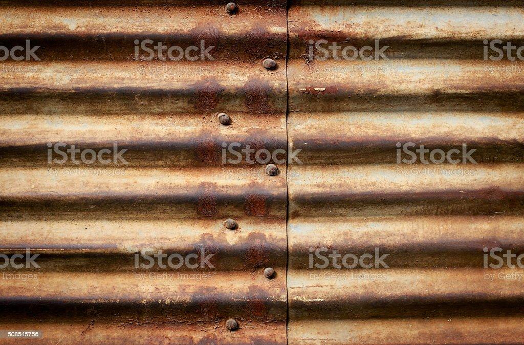 Shutter Door Texture stock photo