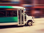 shuttle bus passenger