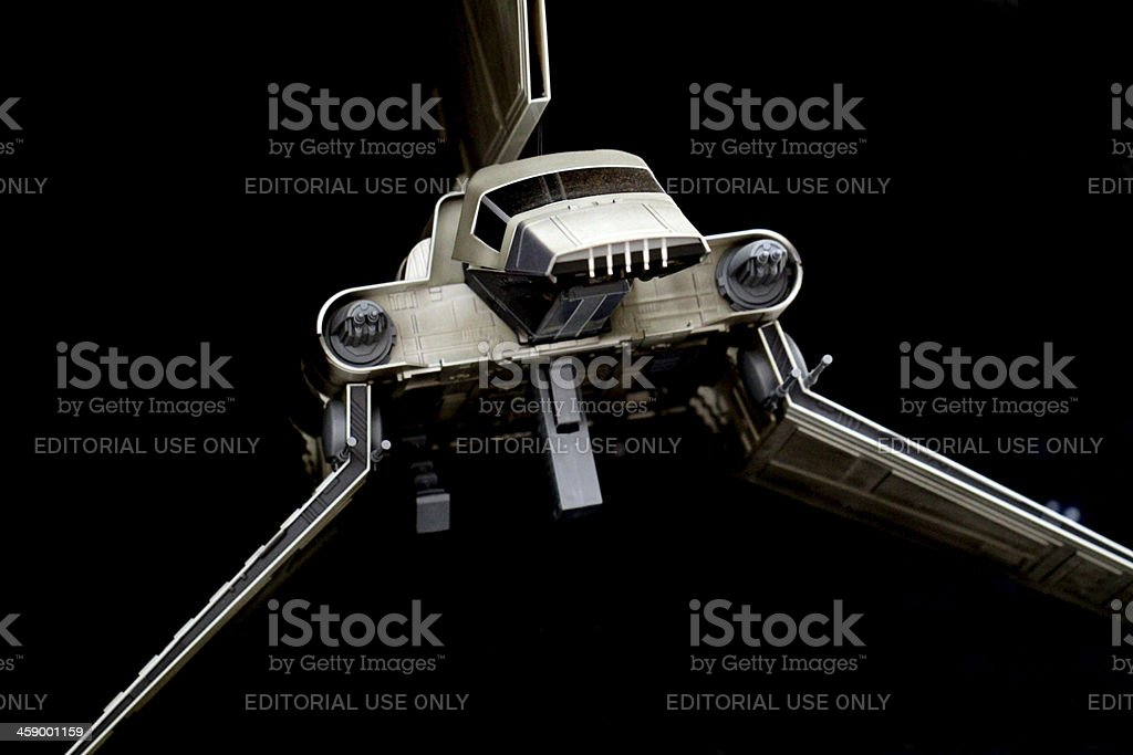 Shuttle royalty-free stock photo