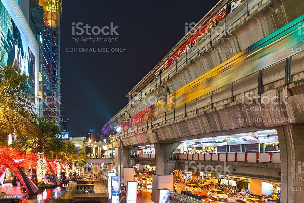 Siam Station, Bangkok, Thailand stock photo