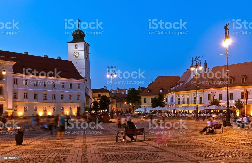 Sibiu royalty-free stock photo