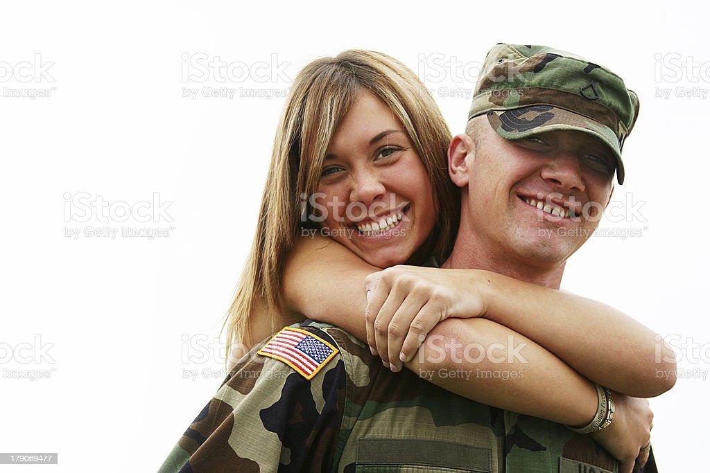 Sibling-Pair-Series royalty-free stock photo