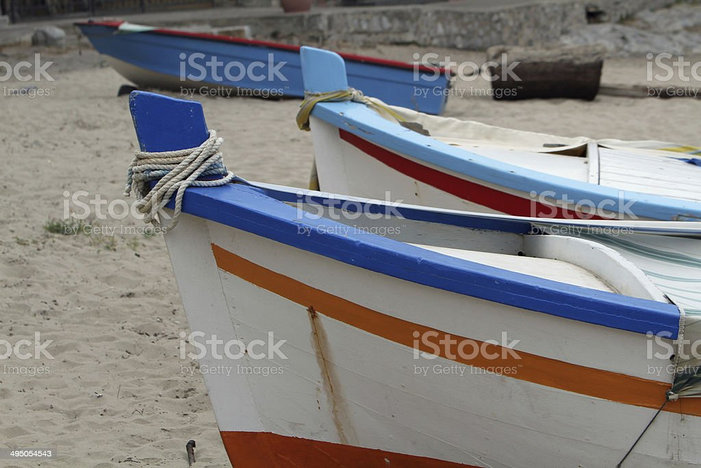 Sicilia - Cefalu stock photo