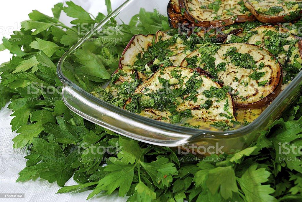 Sicilian cuisine royalty-free stock photo