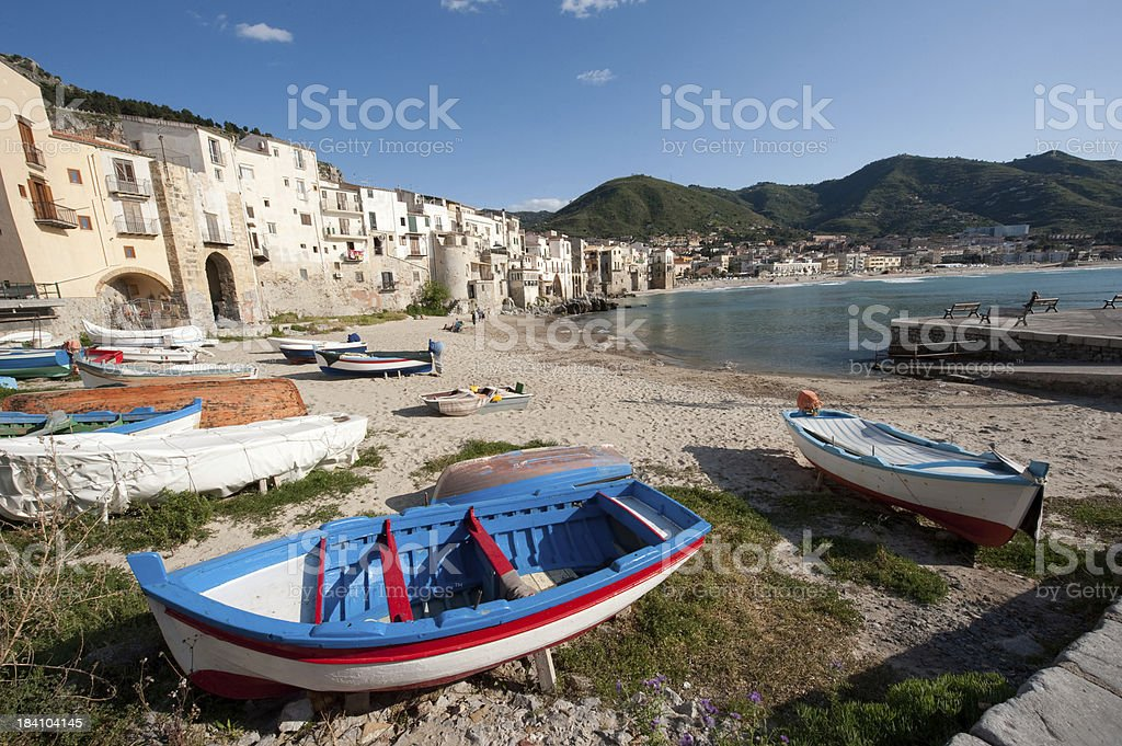 Sicily, Italy royalty-free stock photo