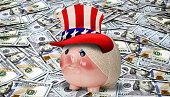 Sick Piggy Bank.