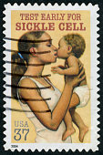 Sickle Cell Stamp