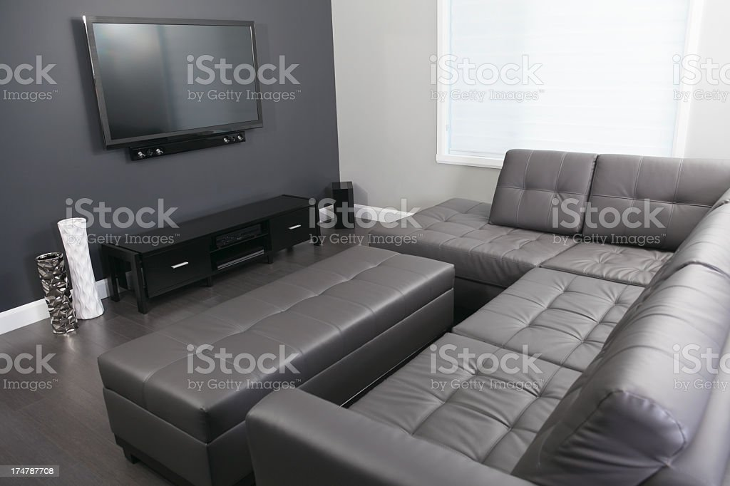 Side Livingroom royalty-free stock photo