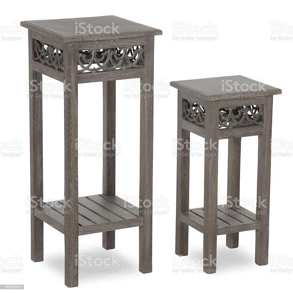 Side table royalty-free stock photo