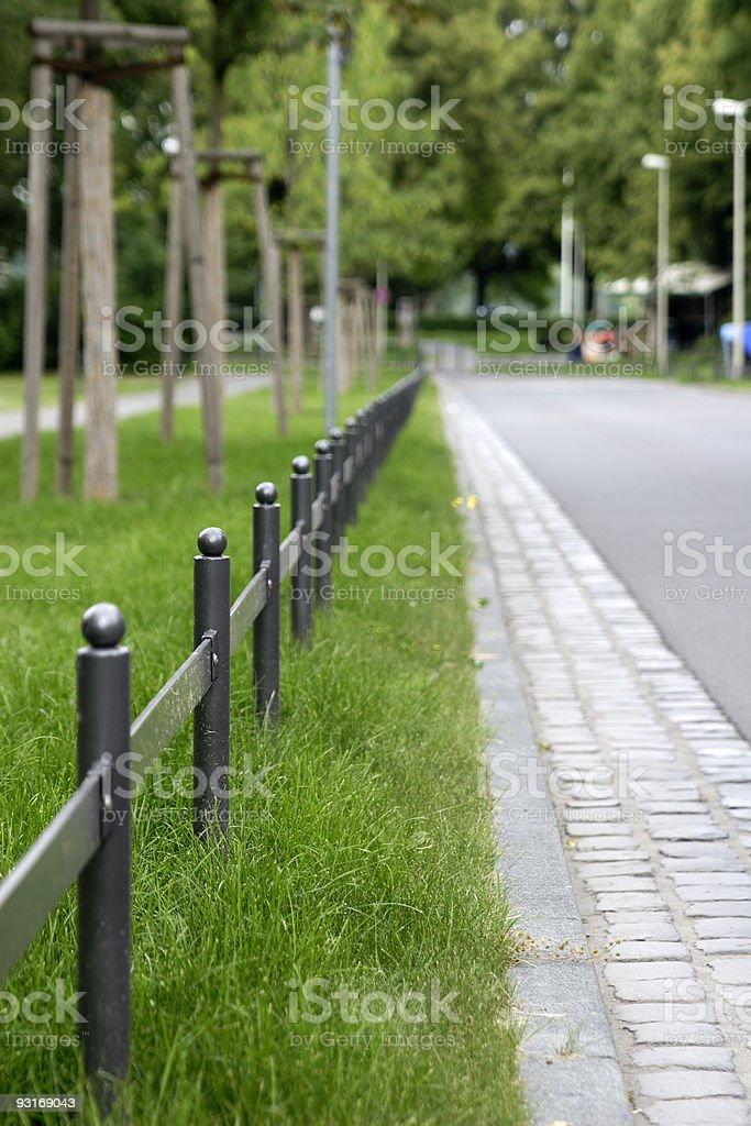 sideway royalty-free stock photo