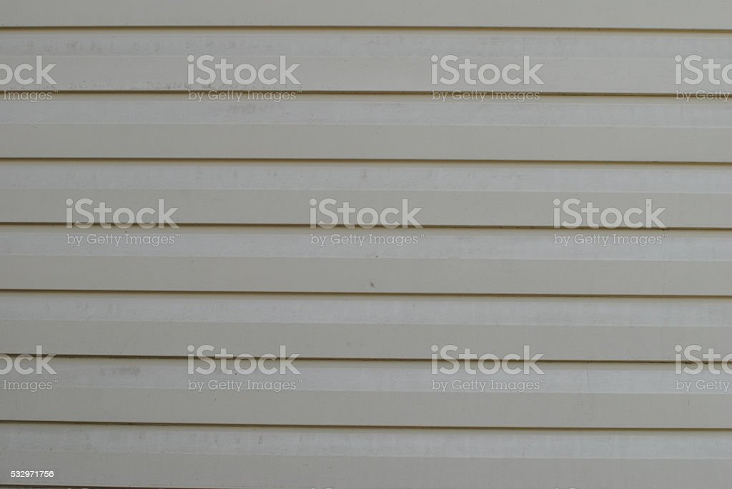 siding exterior wall vinyl stock photo