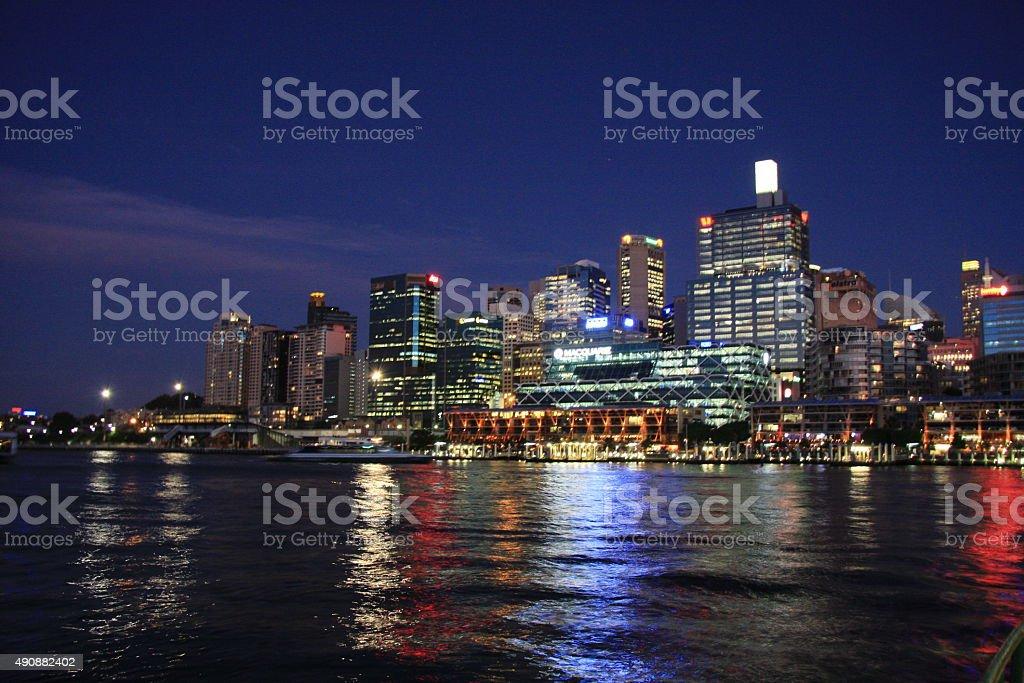 Sidney, Australia - Skyline stock photo
