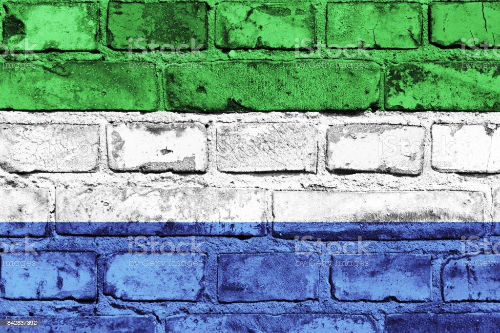 Sierra Leone stock photo