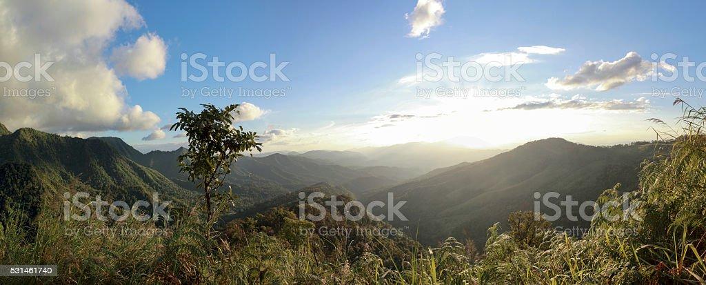 Sierra stock photo