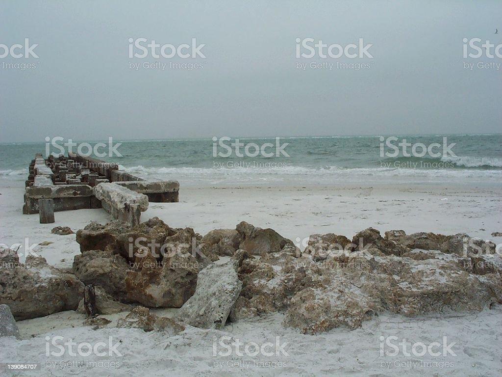 Siesta Key 1 stock photo