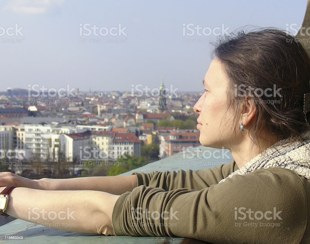 Sightseeing stock photo