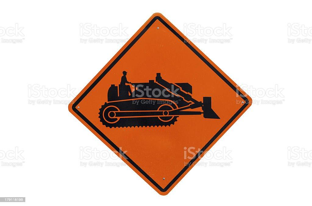 Sign. Machine royalty-free stock photo