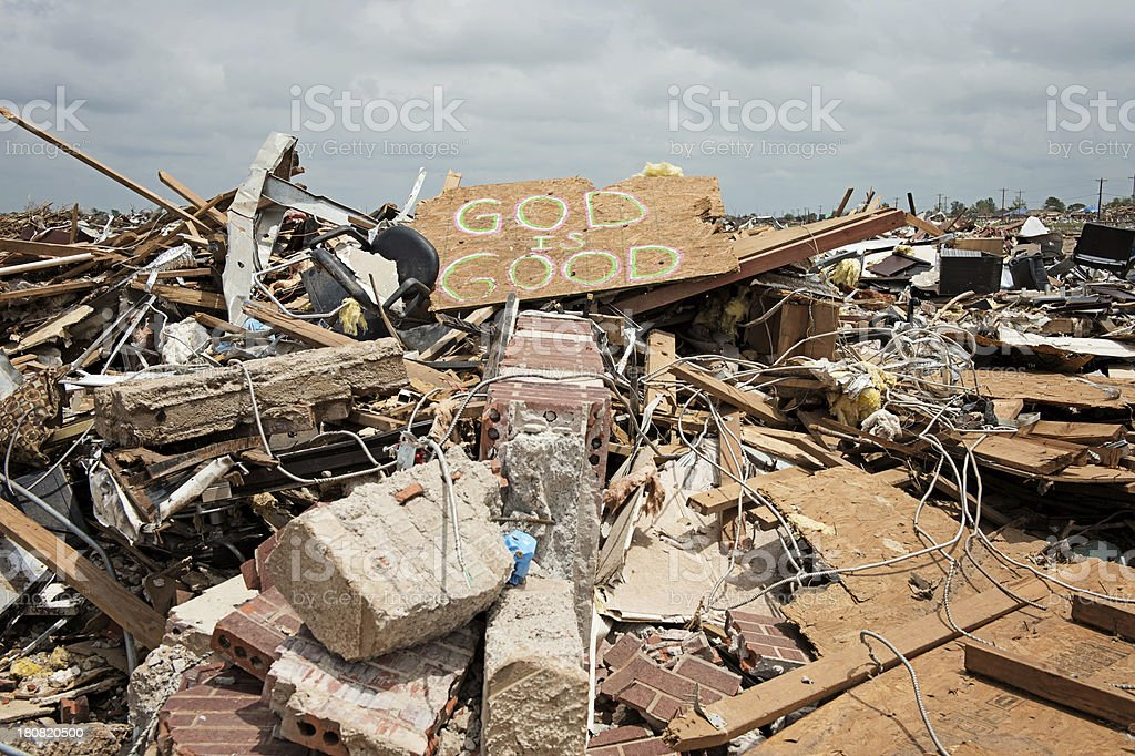 Sign of Hope royalty-free stock photo