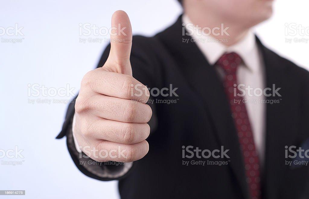 O'K señal foto de stock libre de derechos