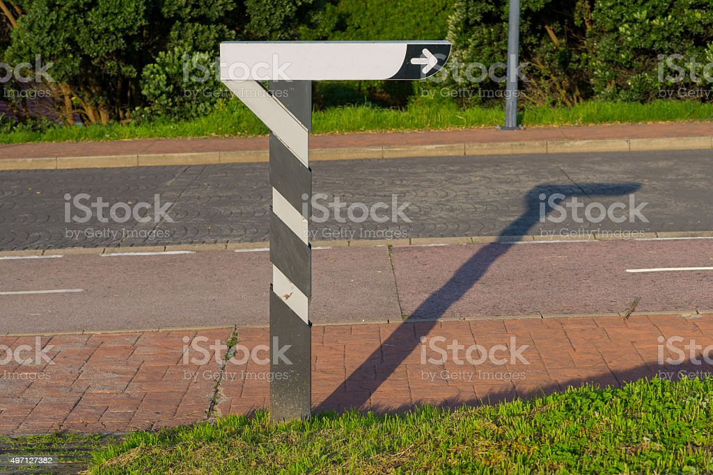 Sign. stock photo