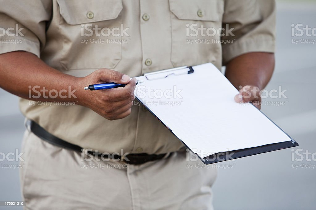 Signature please royalty-free stock photo