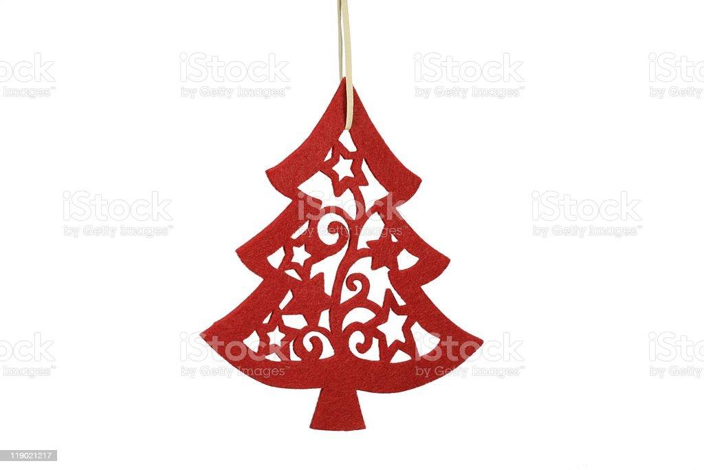 Kontur-Weihnachtsbaum – Foto