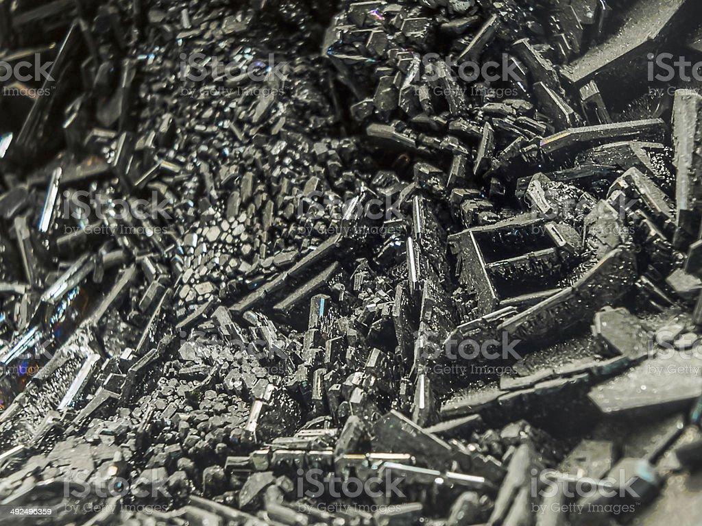 Silicon Carbide stock photo