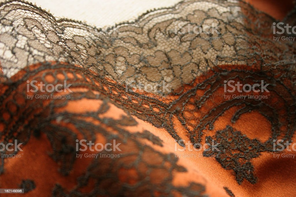 Silk Lingerie royalty-free stock photo
