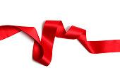 Silk Red Ribbon