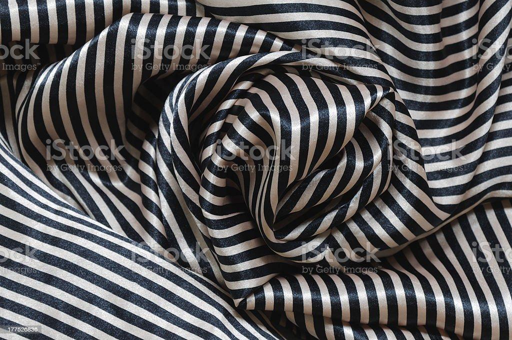 Silk with streak royalty-free stock photo