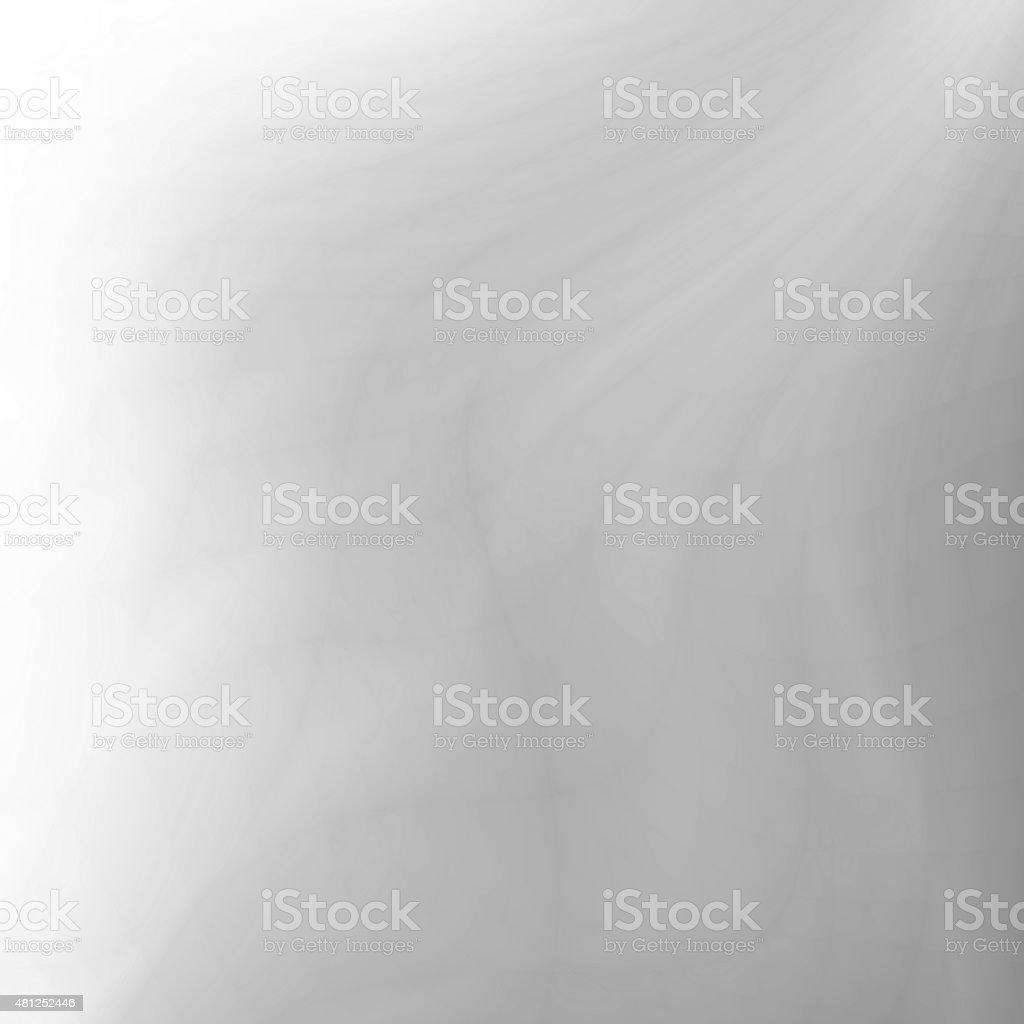 Silky abstract gray modern wavy design stock photo
