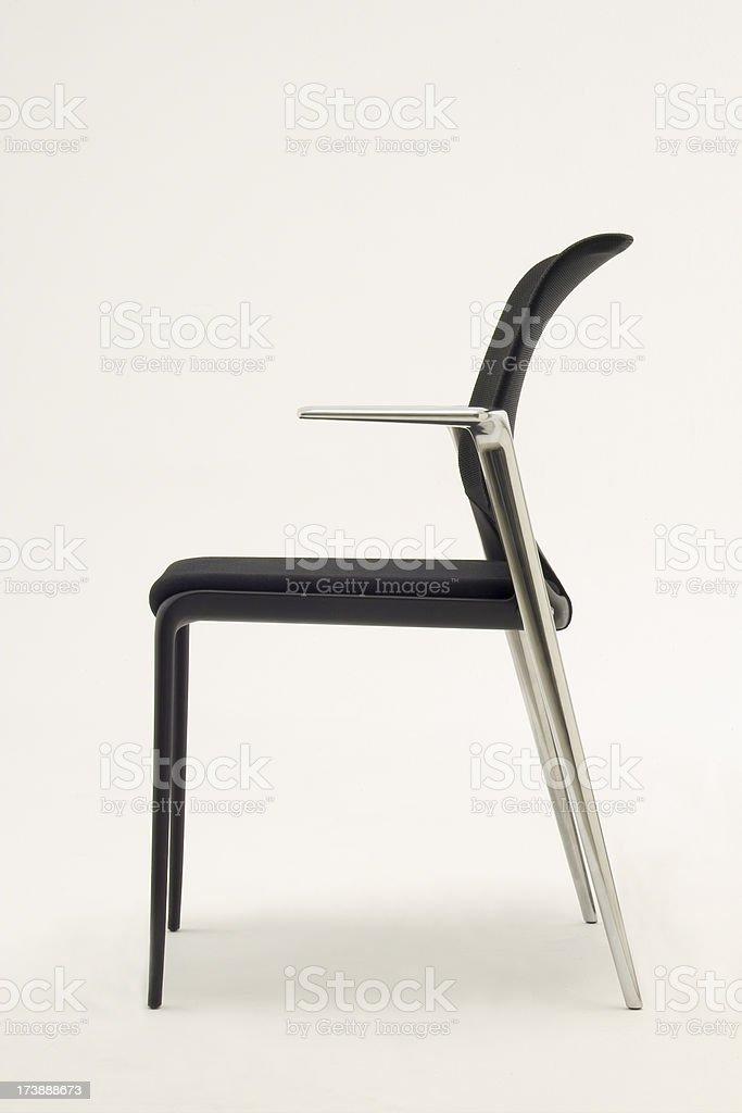 silla de perfil stock photo
