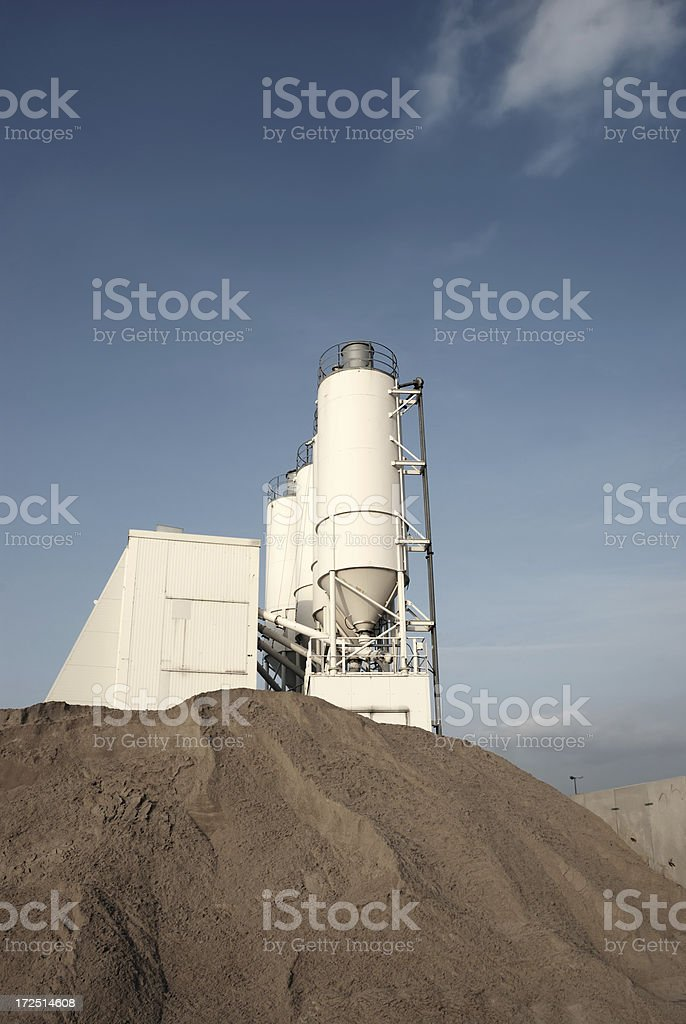 silo bright royalty-free stock photo