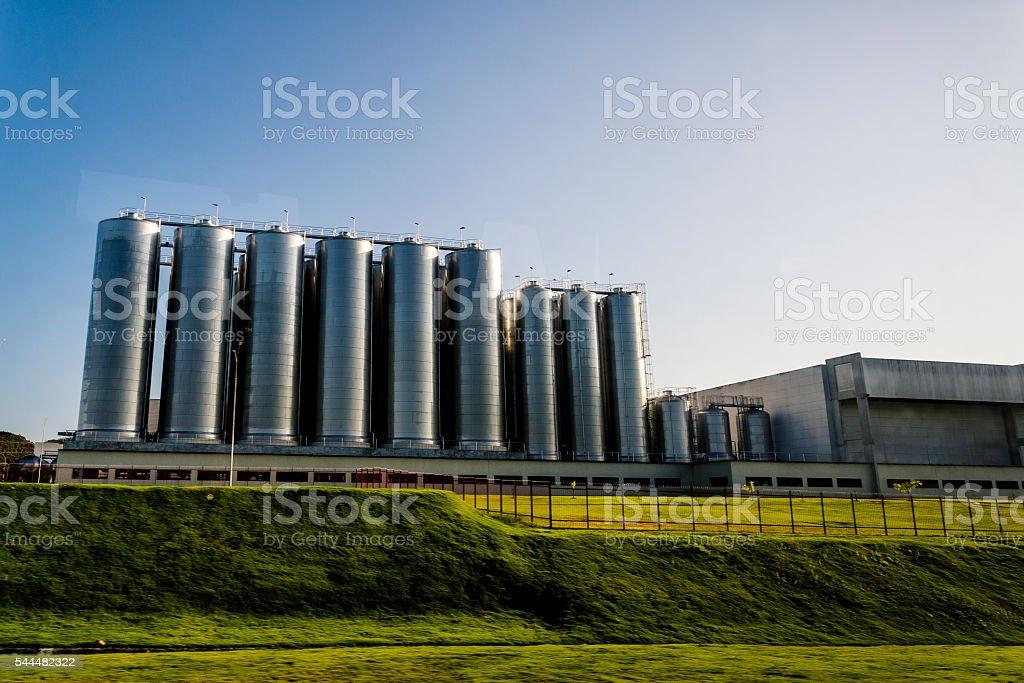 Silos, state of Alagoas, Brazil stock photo