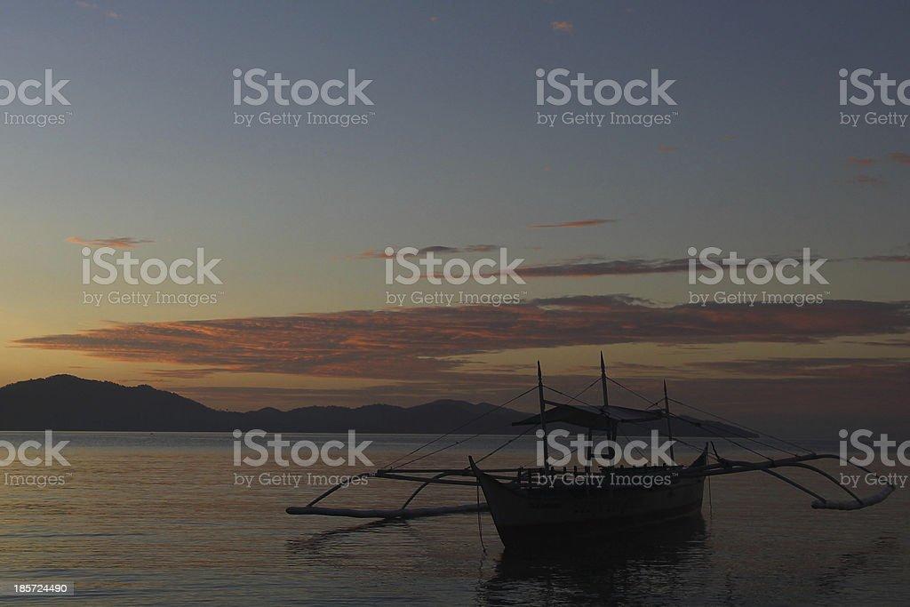 Siluetas stock photo