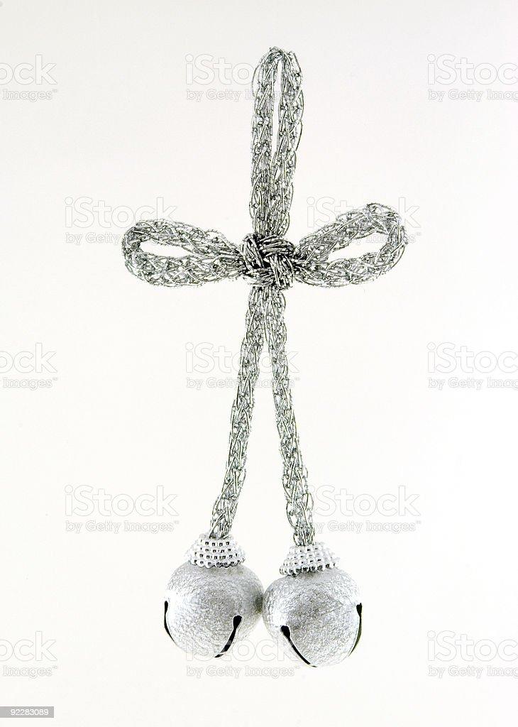 Silver Bells stock photo