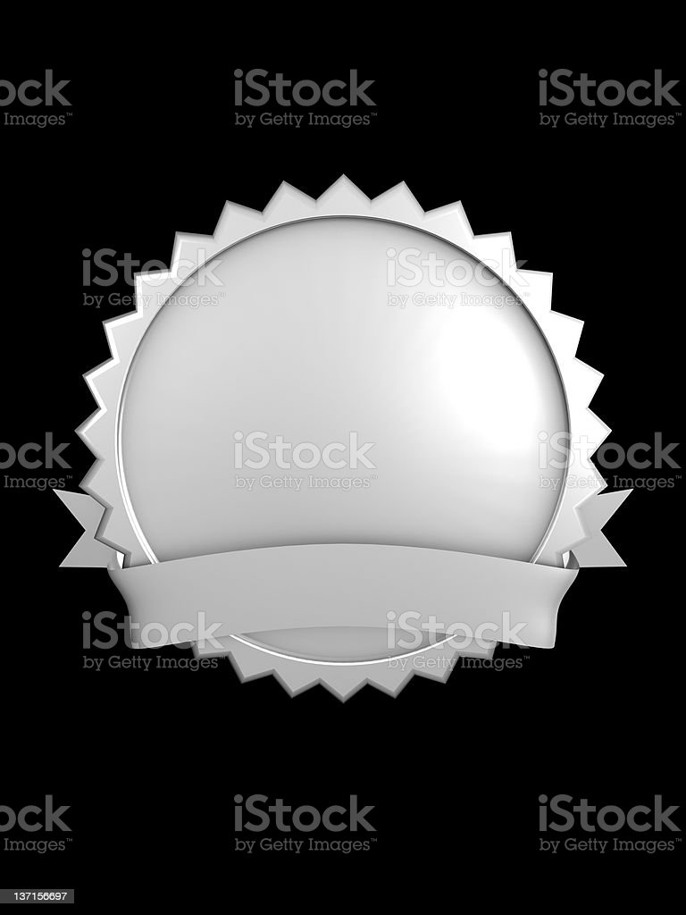 Silver, brand royalty-free stock photo