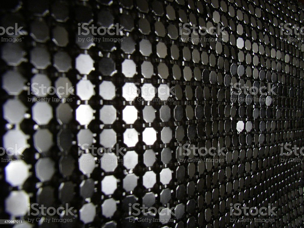 silver disco background royalty-free stock photo