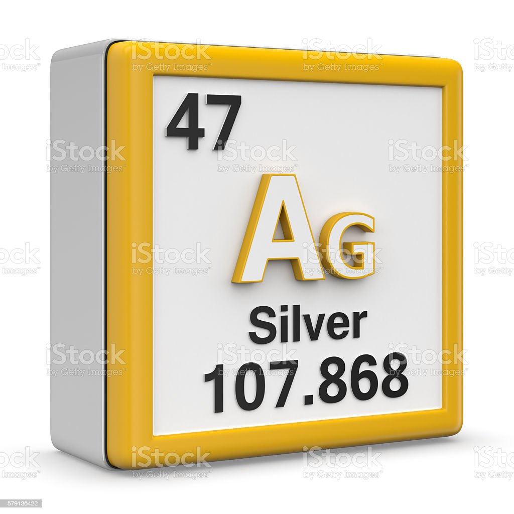 Silver element periodic table stock photo 579136422 istock silver element periodic table royalty free stock photo gamestrikefo Image collections