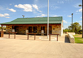 Silver Falls Rest Area, Highway 82, Texas