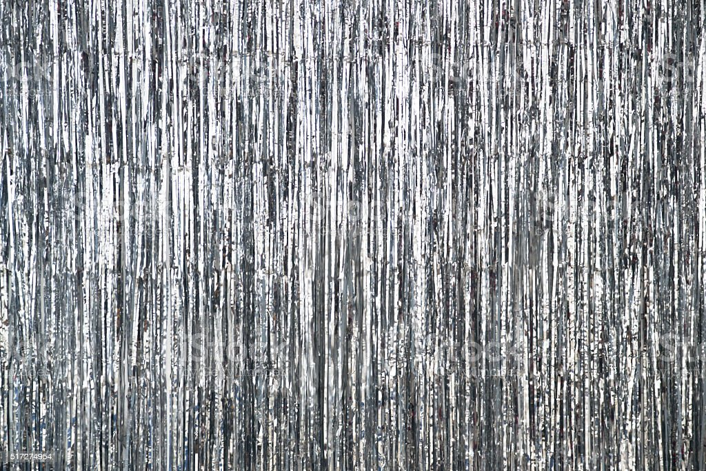 Silver gray glitter textured background party.jpg stock photo