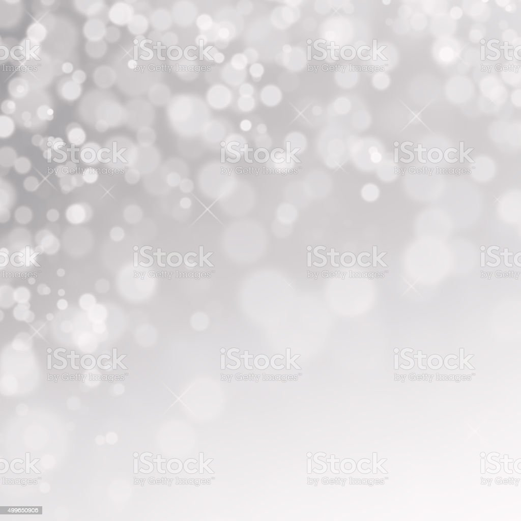 silver light background stock photo