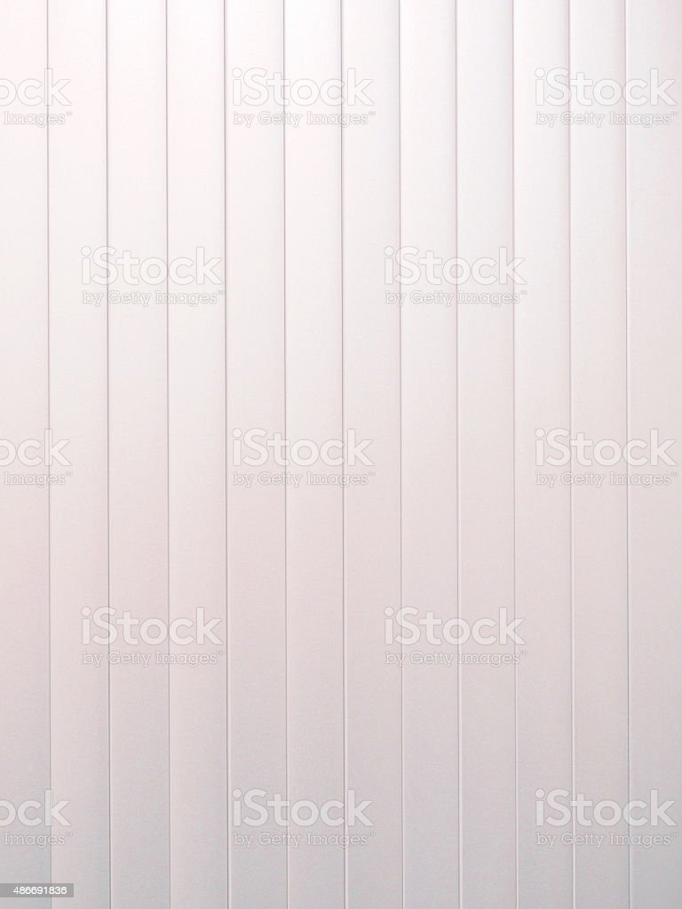 Silver metalic slat background straight up stock photo