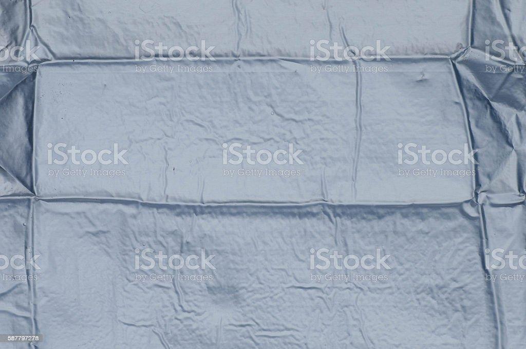 silver metallic paper background texture stock photo
