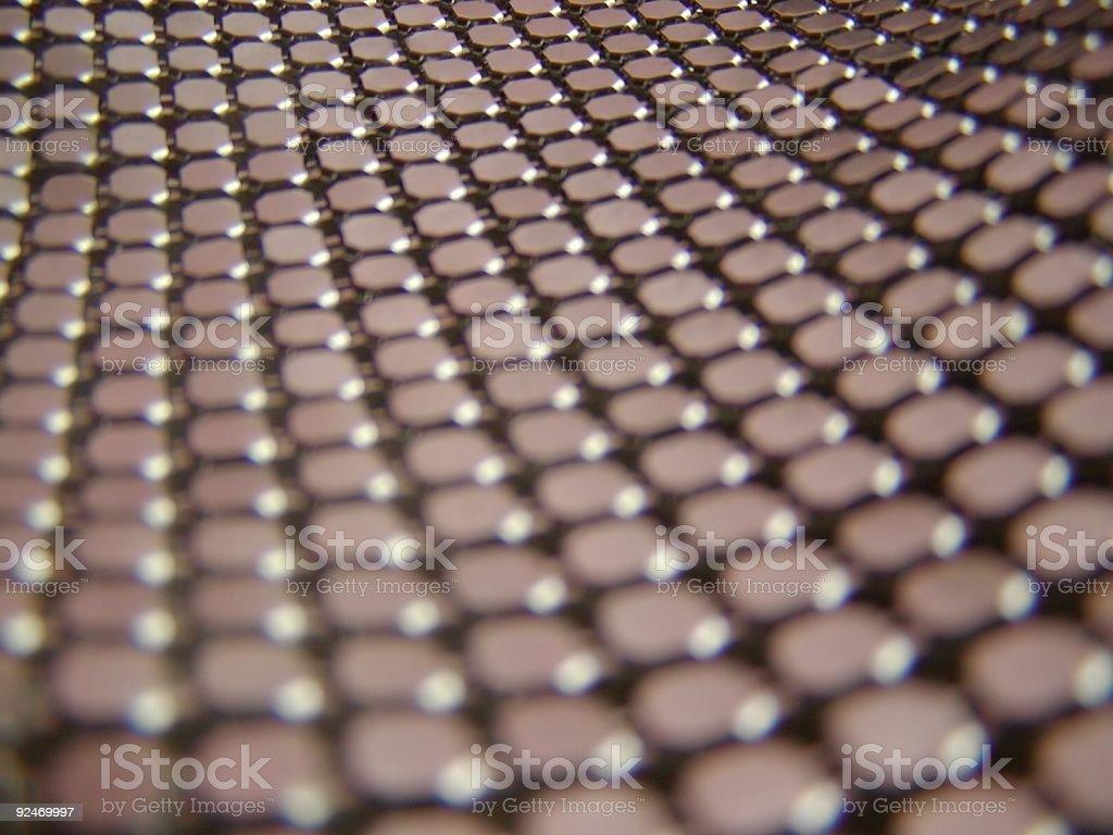 Silver Metallic Texture royalty-free stock photo