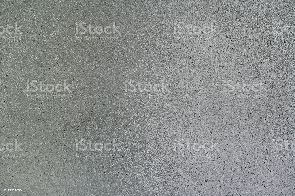 Silver painted metal texture stock photo
