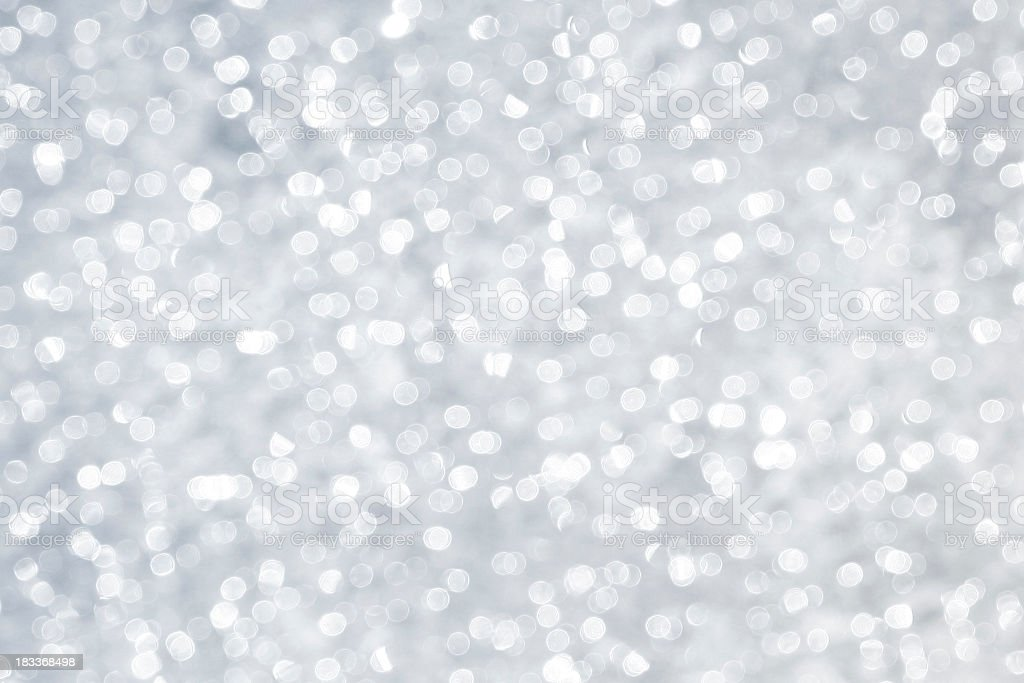 Silver sparkles coming from the reflection of the river royalty-free stock photo