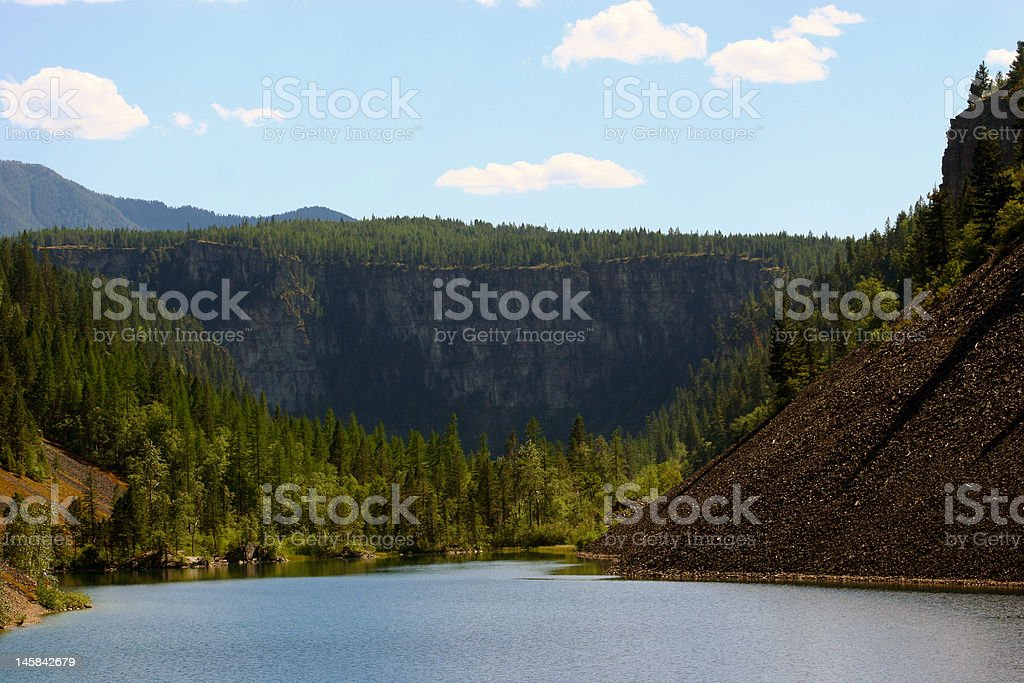 Silver Springs stock photo